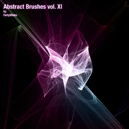 Abstract Brush Vol 11