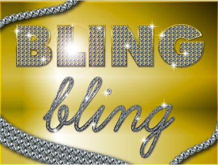 Bling Illustrator Style Kit