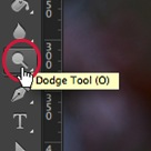 How to Use Burn and Dodge Tool - Dodge Tool