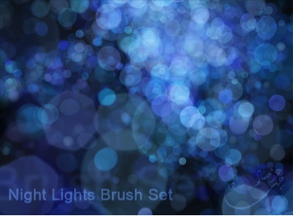 Night Light Brushes