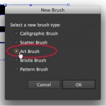 How to Create Your Own Custom Art Brush in Illustrator