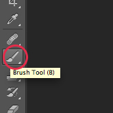 How to Install Brushes in Photoshop - Method 1