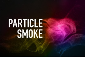 3-Abstract Particle Smoke