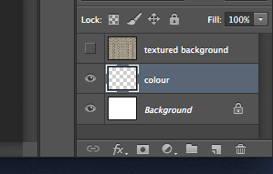 How to Make Beautiful Textured Background in Photoshop