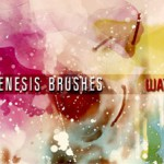 9 Stunning Watercolor Photoshop Brushes