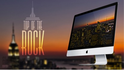 Top of the Rock Wallpaper