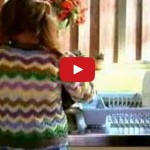Check Out What This Little Girl Is Doing!
