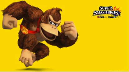 Donkey Kong 2 Wallpaper