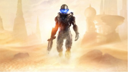 Halo 5 Guardians The New Guy