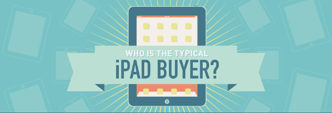 Who is the Typical iPad Buyer?