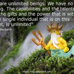 Power Within Every Single Individual