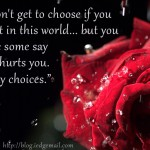 Like Your Choices